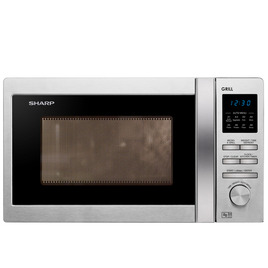 Sharp R722STM Microwave with Grill - Stainless Steel Reviews