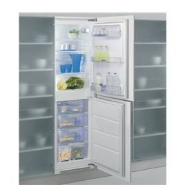Whirlpool ART479APLUS 50-50 Split Integrated Fridge Freezer Reviews