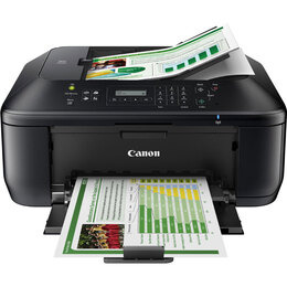 Canon PIXMA MX475 all-in-one inkjet printer Reviews