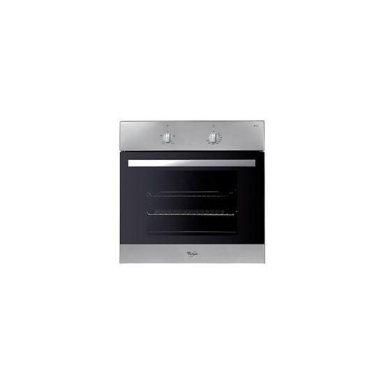 Whirlpool built in electric oven - Stainless Steel AKP 261/IX
