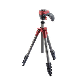 Manfrotto Compact Action Red Tripod Reviews