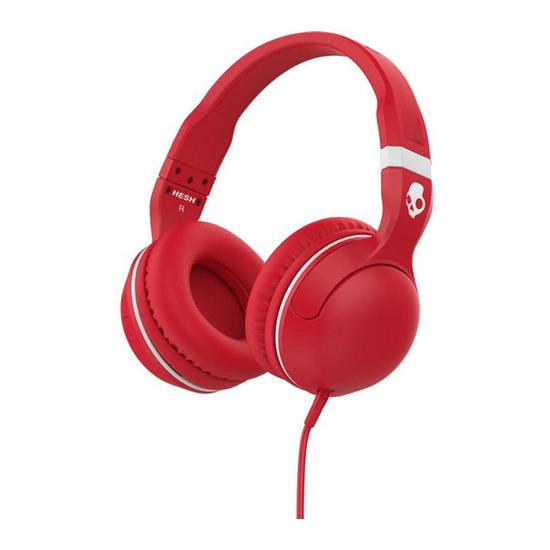 Hesh 2.0 Headphones - Red & White