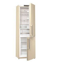 Gorenje NRK6192JC 60cm Frost Free Freestanding Fridge Freezer Cream Reviews