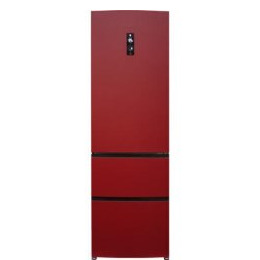 Haier A2FE635CRJ Frost Free Red Freestanding Fridge Freezer Reviews