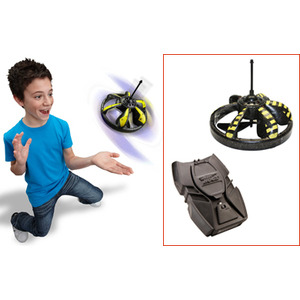 Photo of Air Hogs Vectron Wave - Yellow and Black Toy