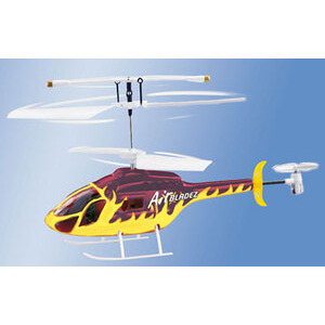 Photo of Air Bladez RC 3 Channel Fire Helicopter Toy