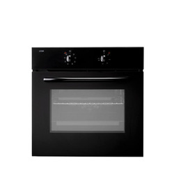 Logik LBFANB12 Electric Oven - Black