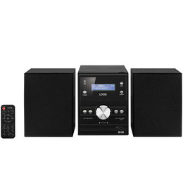LOGIK LHFDAB14 Traditional Hi-Fi System Reviews