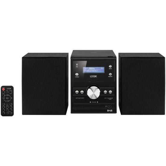 LOGIK LHFDAB14 Traditional Hi-Fi System