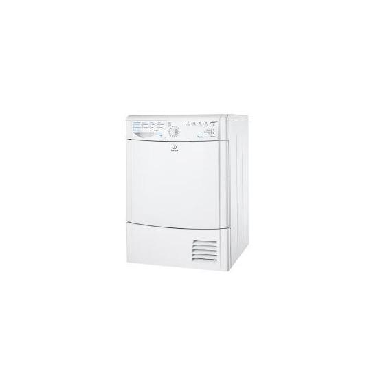 Indesit IDCA7H35BTM Condenser Tumble Dryer