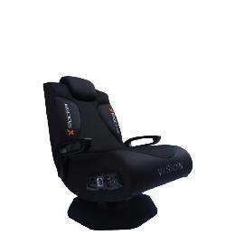 X-Rocker Vision 2.1 Sound Gaming Chair Reviews