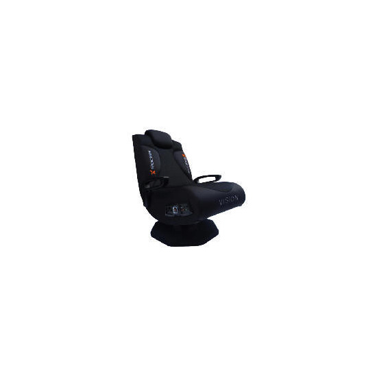 Remarkable X Rocker Vision 2 1 Sound Gaming Chair Reviews Compare Evergreenethics Interior Chair Design Evergreenethicsorg