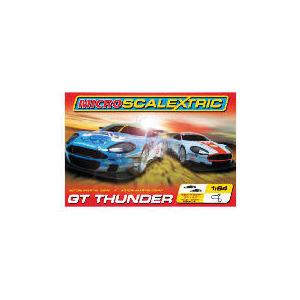 Photo of Micro Scalextric GT Thunder Toy