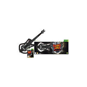 Photo of Guitar Hero: Warriors Of Rock (Guitar Bundle) - (XBOX 360) Video Game
