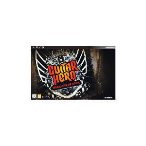 Photo of Guitar Hero: Warriors Of Rock (Complete Band Kit) - PS3 Video Game