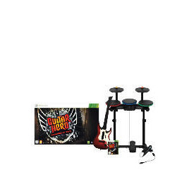 Guitar Hero: Warriors of Rock (Complete Band Kit) - Xbox 360 Reviews