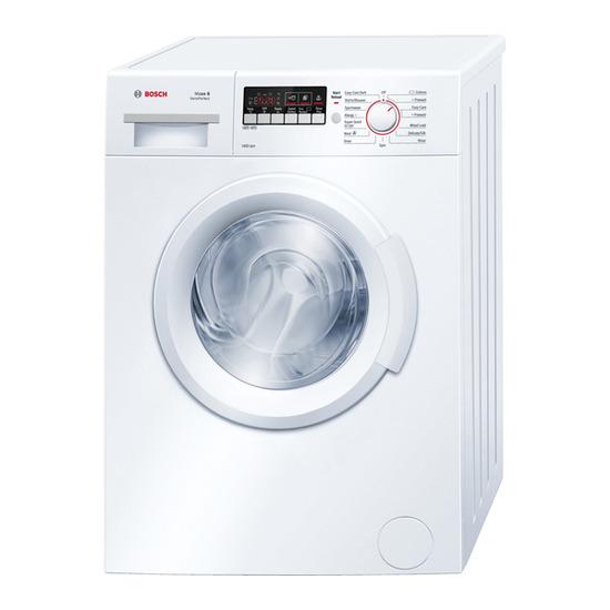 Bosch WAB28261GB