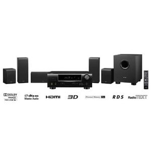Photo of Denon DHT-1311XP Home Cinema System
