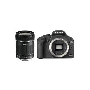 Photo of Canon EOS 500D With EF-S 18-135MM IS Lens Digital Camera