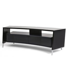 Off-The-Wall Curve 1500 Black TV Stand Reviews