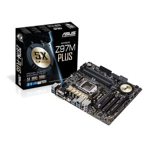 Photo of Asus Z97M-PLUS Motherboard