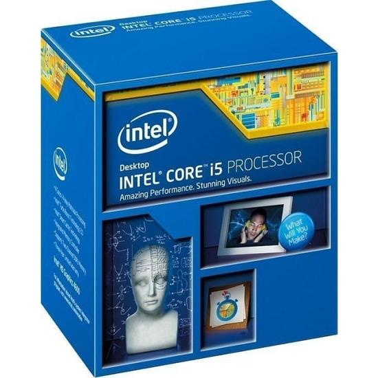 Intel i5 4690K 3.5GHz Socket 1150 6MB L3 Cache Retail Boxed Processor