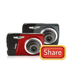 Photo of Kodak Easyshare M531 Digital Camera