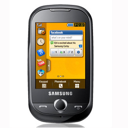 Samsung Genio Touch S3650 Reviews