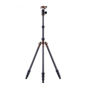 Photo of 3 Legged Thing X4 Eric Evolution 2 Carbon Fiber Tripod System With Airhed Black Tripod