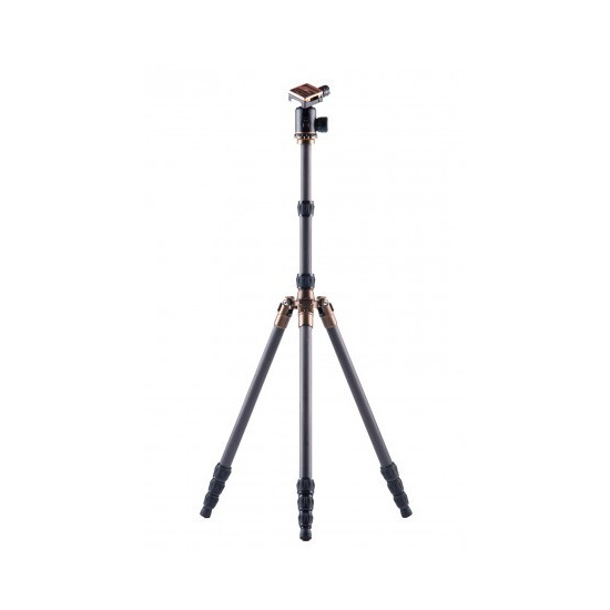 3 Legged Thing X4 Eric Evolution 2 Carbon Fiber Tripod System With Airhed Black