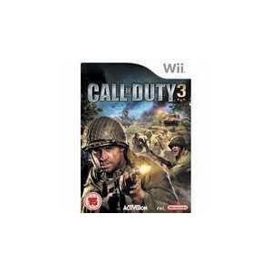 Photo of Call Of Duty 3 Nintendo Wii Video Game