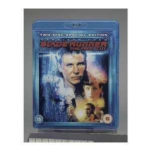 Photo of Blade Runner - The Final Cut Blu-Ray DVDs HD DVDs and Blu Ray Disc
