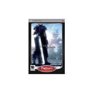 Photo of Final Fantasy VII: Crisis Core PSP Video Game