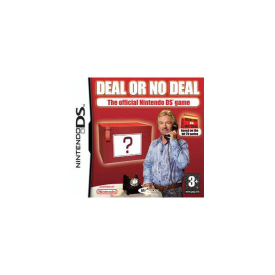 Deal Or No Deal Nintendo DS