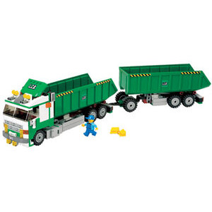 Photo of Lego Classic Truck Toy
