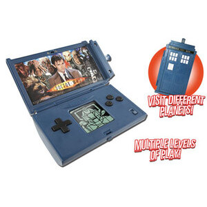 Photo of Doctor Who Handheld Game Toy