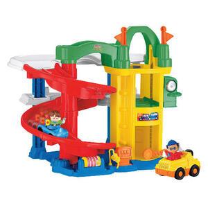 Photo of Racing Ramps Garage Toy