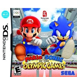 Mario And Sonic At The Olympic Games (DS) Reviews