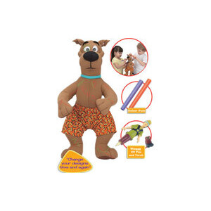 Photo of Scooby Doodle Bear Toy