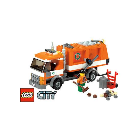 Lego City Truck Assortment