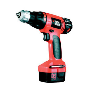 Photo of Black & Decker 12V Cordless Drill Power Tool