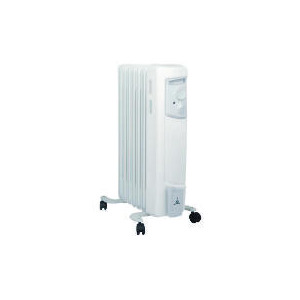 Photo of Dimplex OFC1500 Oil Filled Radiator Electric Heating