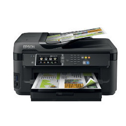 Epson WorkForce WF-7610DWF Reviews