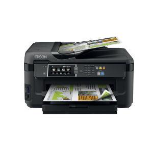Photo of Epson WorkForce WF-7610DWF Printer