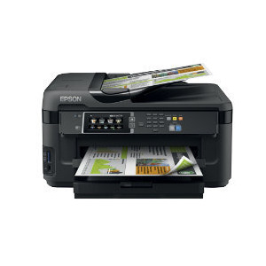 Photo of Epson WorkForce WF-7610DWF Printer
