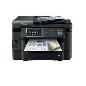 Photo of Epson WorkForce WF-3640DTW Printer