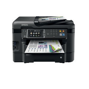 Photo of Epson WorkForce WF-3640DTW Printer