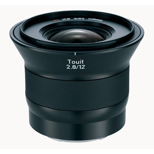 Photo of Carl Zeiss Touit Distagon 2.8/12MM T*  Lens