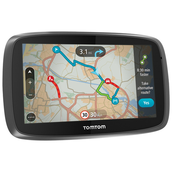 "GO 500 5"" GPS Sat Nav - with Western Europe Maps"