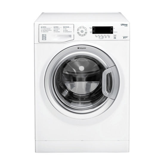 Hotpoint Ultima SMWD10637XR Washing Machine